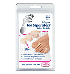 3-Layer-Toe-Separators